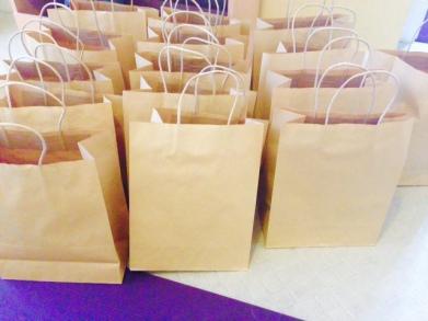 Goody bags