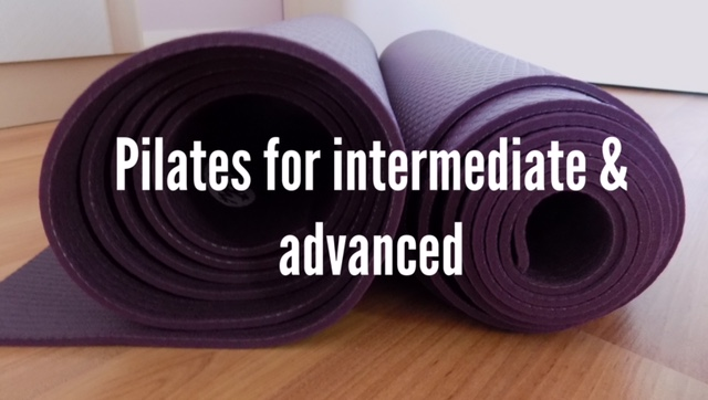 pilates for intermediate advanced