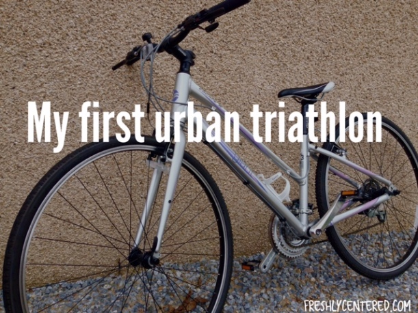 urban triathlon